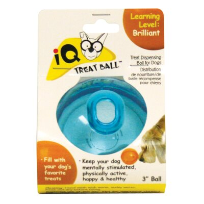 Interactive Food Delivery Toy - IQ Treat Ball