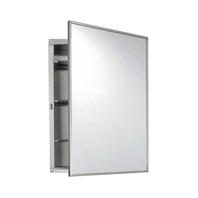 Surface Mounted Stainless Steel Medicine Cabinet