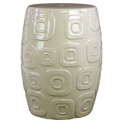Urban Trends Ceramic Stool