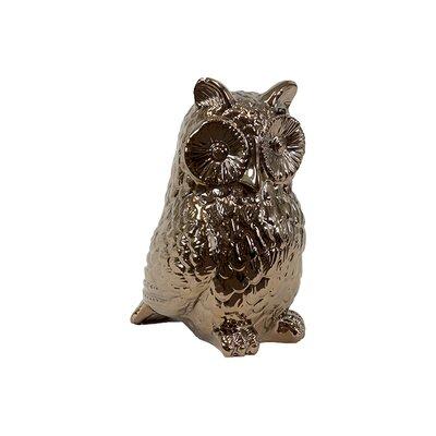 Urban Trends Ceramic Owl IV