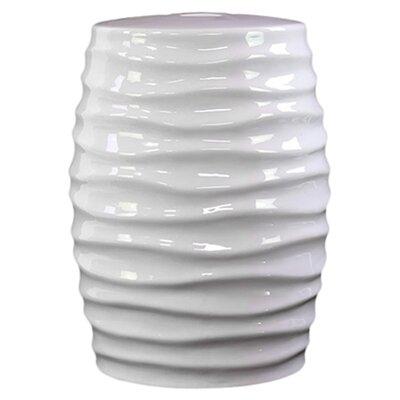 Urban Trends Ceramic Garden Stool