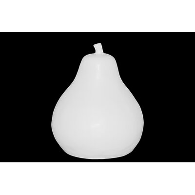 Urban Trends Ceramic Pear