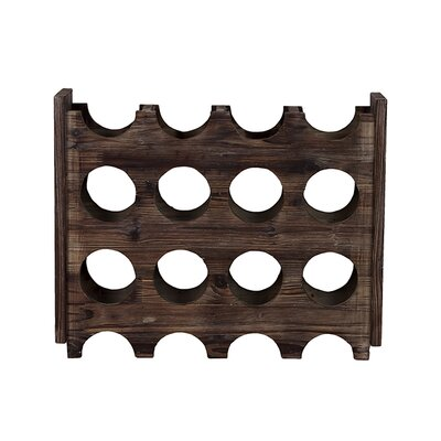 Urban Trends 8 Bottle Tabletop Wine Rack