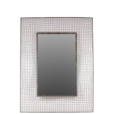 Urban Trends Metal Mirror