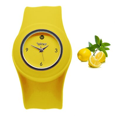 Slap Band Watch