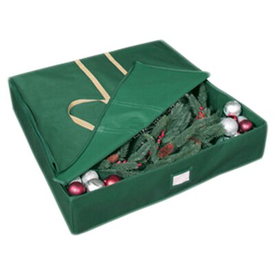 Holiday Wreath Storage Bags