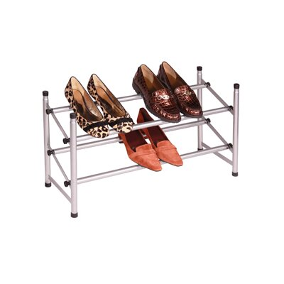 Richards Homewares Stacking-Telescoping Shoe Rack