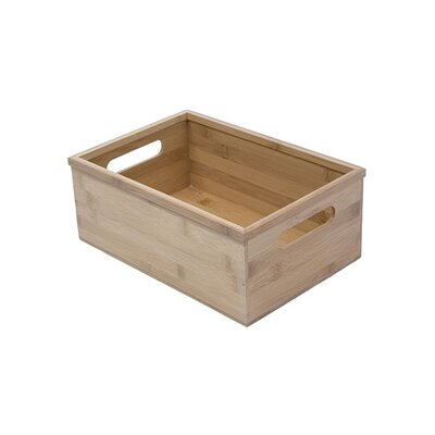 Richards Homewares Canvas Storage Media Tray