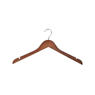 Wood Shirt Hanger (Set of 6)