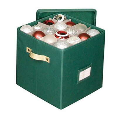 Richards Homewares Holiday Storage Ornament Chest