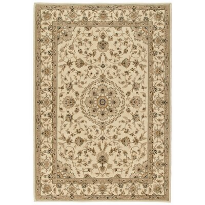 American Heirloom Prescott Bisque Rug