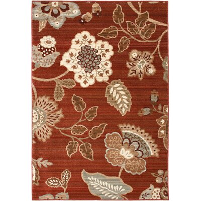 Anthology Red Cimarron Rug