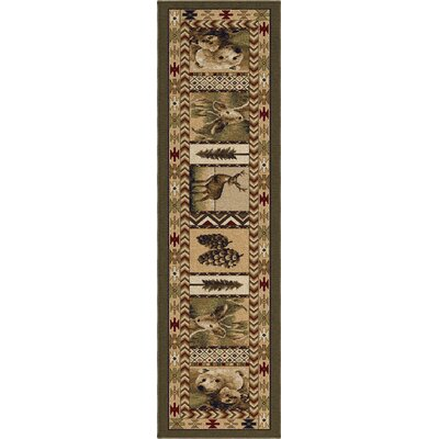 Orian Rugs Inc. Oxford Sycamore High Country Rug