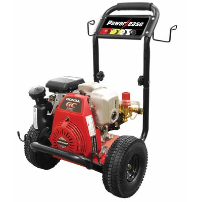 Powerease 2700 PSI 2.3 GPM Cold Water Pressure Washer