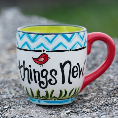 Glory Haus All Things New 16 oz. Jumbo Mug