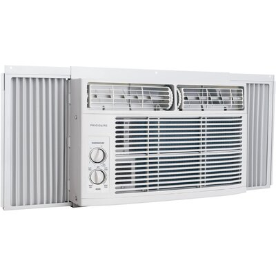 DOES WINDOW AIR CONDITIONER NEED TO BE MOUNTED TO THE WINDOW