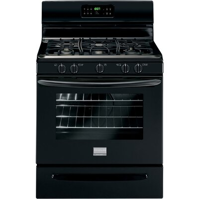 5 cu ft gas range wayfair for Frigidaire armoire