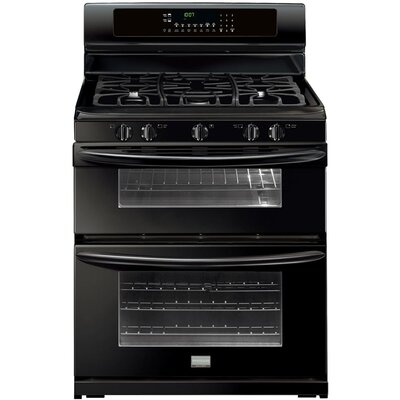 Gallery Series 3.5 cu. Ft. Gas Free-Standing Range