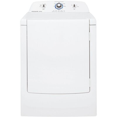 Frigidaire Affinity Series 7 Cu. Ft. Dryer with Wrinkle Release Technology