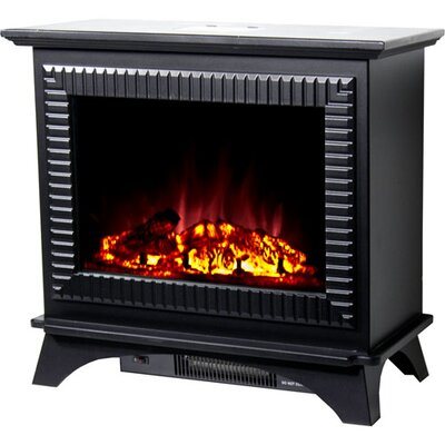Boston Freestanding Electric Fireplace