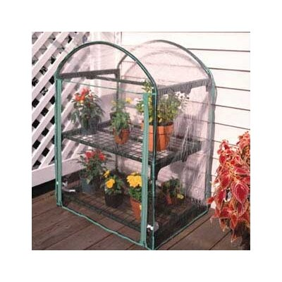 Juliana Greenhouses 2 Tier Growing Rack Greenhouse