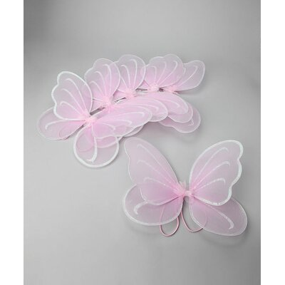 Heart to Heart Party Favor Butterfly Wing (Set of 6)