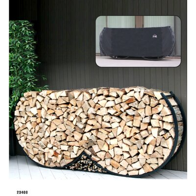 Steel Firewood Rack