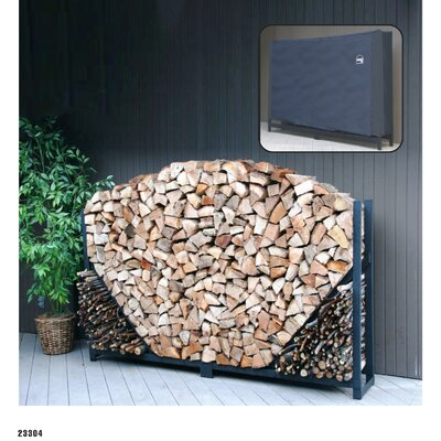 ShelterIt Steel Firewood Rack