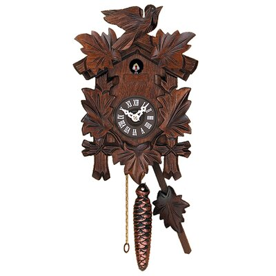Hand-carved Quarter Call Cuckoo Clock