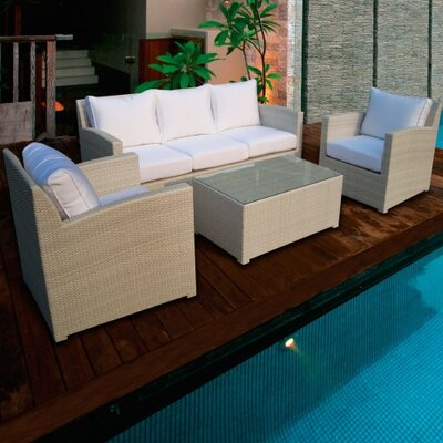 BOGA Furniture New Eagle Seating Group with Cushions