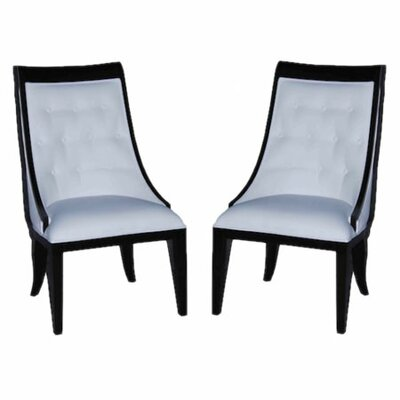 Santorini Dining Side Chair (Set of 2) (Set of 2)