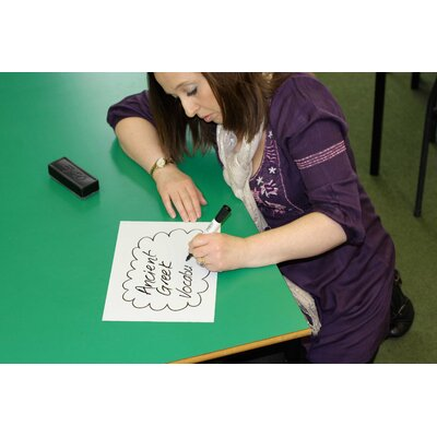 Magic Whiteboard Products Magic Whiteboard Letter Sheet