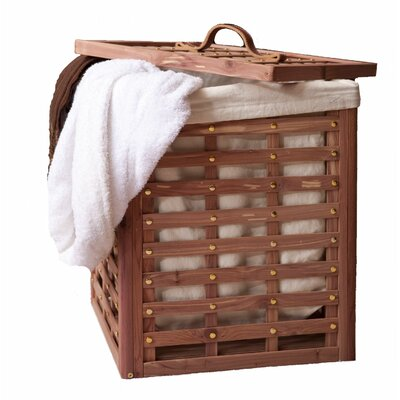 Cedar Green Hamper