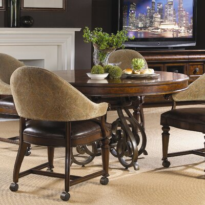 Fine Furniture Design on Fine Furniture Design Highlands Round Game Table   Wayfair