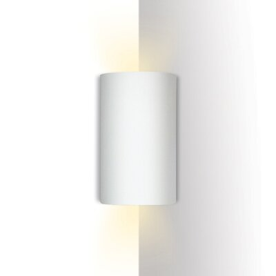 A19 Islands of Light Tenos 1 Light Corner Wall Sconce