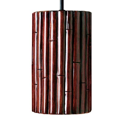 A19 Nature 1 Light Pendant