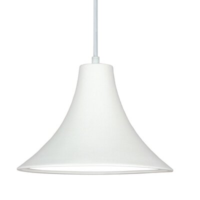 A19 Madera 1 Light Pendant