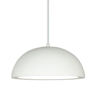 A19 Gran 1 Light Inverted Pendant