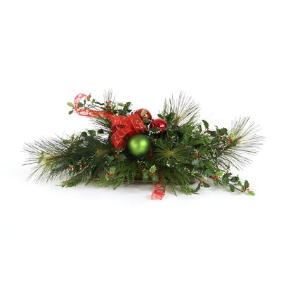 Distinctive Designs Holiday Artificial Centerpiece