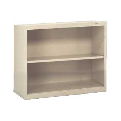 "Tennsco Corp. Welded 28"" Bookcase"