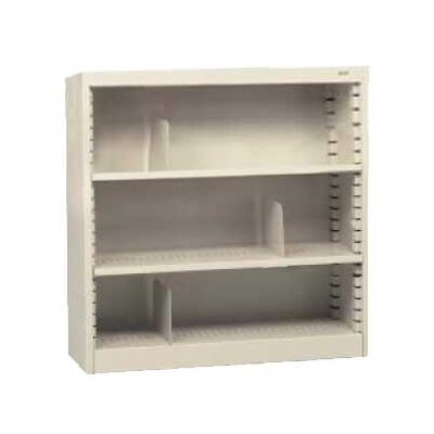 "Tennsco Corp. KD 42"" Bookcase"