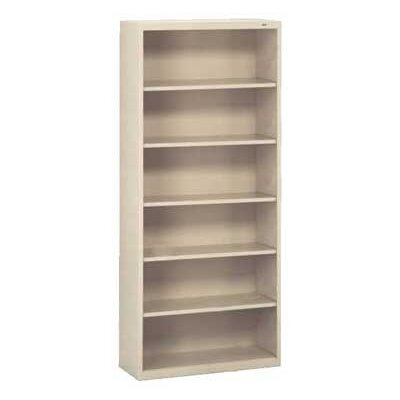 "Tennsco Corp. Welded 78"" Bookcase"
