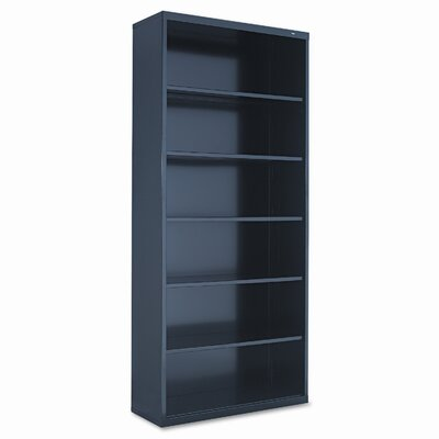 "Tennsco Corp. Tennsco Metal 80"" Bookcase"