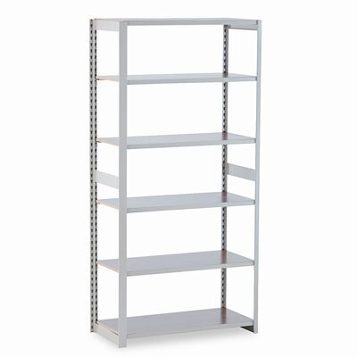 Tennsco Corp. Regal Shelving Add-On Unit, 6 Shelves