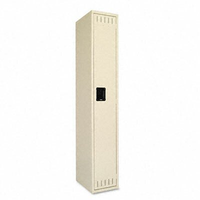 Tennsco Corp. Single Tier Locker, 12W X 18D X 72H