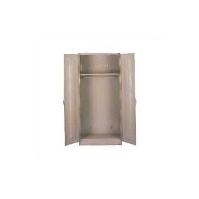 "Tennsco Corp. Deluxe 36"" Wardrobe Cabinet"