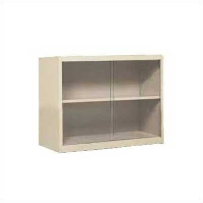 "Tennsco Corp. Executive 28"" H Two Shelf Bookcase"