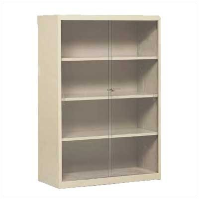 "Tennsco Corp. Executive 52"" H Four Shelf Bookcase"