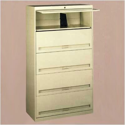 Tennsco Corp. Fixed Shelf Lateral File