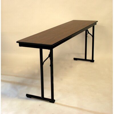 Maywood Furniture C-Leg Series Laminate Rectangle Training Table